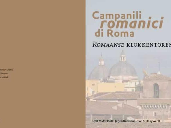 Romaanse klokkentorens in Rome